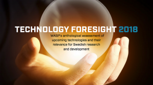 Cover of Technology Foresight 2018